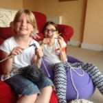 Children's Knitting and Crochet Parties