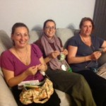 Knitting and crochet parties